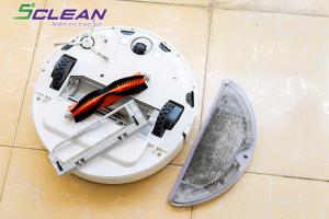 Quy trình bảo trì sửa chữa robot hút bụi lau nhà