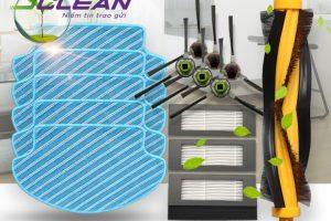 Top 8+ phụ kiện robot hút bụi lau nhà Ecovacs bán chạy hiện nay