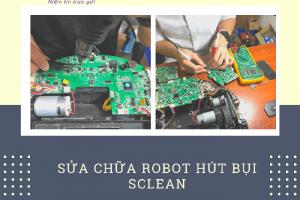 Sửa chữa robot hút bụi cam kết hiệu quả